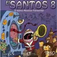 Libro EL SANTOS MEGATOUR FANTASTIQUE (EL SANTOS #8)