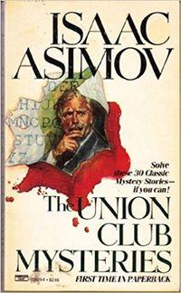 Libro EL CLUB DE LOS ENIGMAS (THE UNION CLUB MYSTERIES)