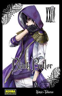 Libro BLACK BUTLER #24