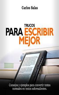 Libro TRUCOS PARA ESCRIBIR MEJOR