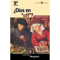 Libro DIOS EN OFF