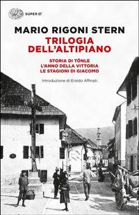 Libro TRILOGIA DELL'ALTIPIANO