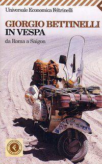 Libro IN VESPA, DA ROMA A SAIGON