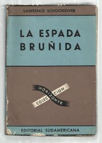 Libro LA ESPADA BRUÑIDA