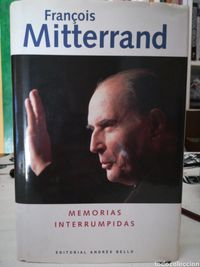 Libro MEMORIAS INTERRUMPIDAS