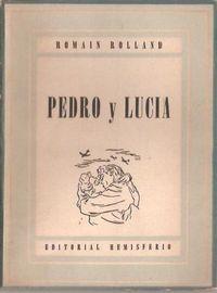Libro PEDRO Y LUCÍA