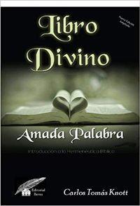 Libro LIBRO DIVINO AMADA PALABRA