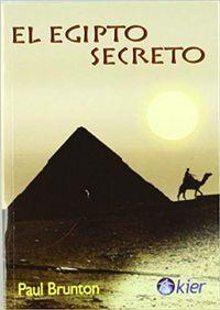 Libro EL EGIPTO SECRETO