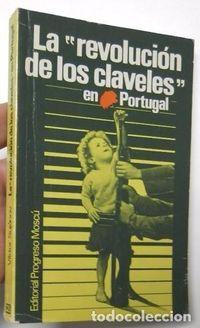 Libro LA REVOLUCIÓN DE LOS CLAVELES EN PORTUGAL