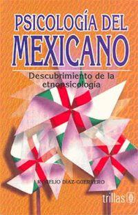 Libro PSICOLOGÍA DEL MEXICANO
