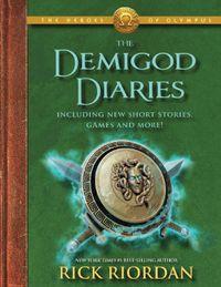 Libro THE DEMIGOD DIARIES