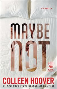 Libro MAYBE NOT (MAYBE #1.5)