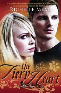 Libro THE FIERY HEART (BLOODLINES #4)