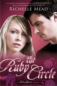 Libro THE RUBY CIRCLE (BLOODLINES #6)