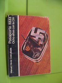 Libro PASAPORTE 11333: OCHO AÑOS CON LA CIA