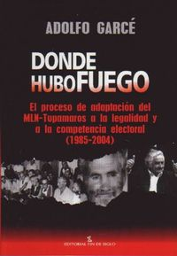 Libro DONDE HUBO FUEGO