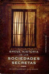 Libro BREVE HISTORIA DE LAS SOCIEDADES SECRETAS