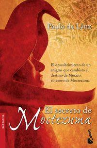 Libro EL SECRETO DE MOCTEZUMA