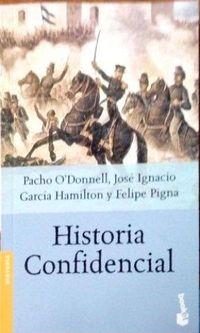 Libro HISTORIA CONFIDENCIAL