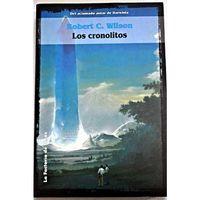 Libro LOS CRONOLITOS