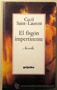 Libro EL FISGÓN IMPERTINENTE