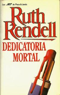 Libro DEDICATORIA MORTAL