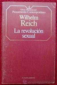 Libro LA REVOLUCIÓN SEXUAL