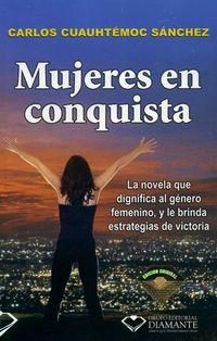 Libro MUJERES EN CONQUISTA