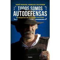 Libro TODOS SOMOS AUTODEFENSA