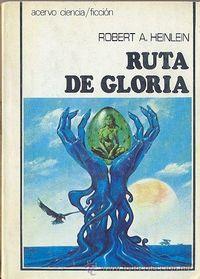 Libro RUTA DE GLORIA