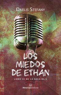 Libro LOS MIEDOS DE ETHAN (BG.5 #3)