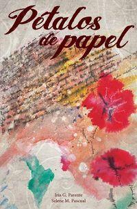 Libro PÉTALOS DE PAPEL