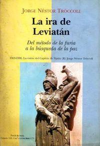 Libro LA IRA DEL LEVIATÁN: DEL MÉTODO DE LA FURIA A LA BÚSQUEDA DE LA PAZ