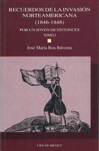 Libro RECUERDOS DE LA INVASIÓN NORTEAMERICANA