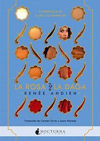 Libro LA ROSA Y LA DAGA