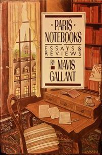 Libro PARIS NOTEBOOKS