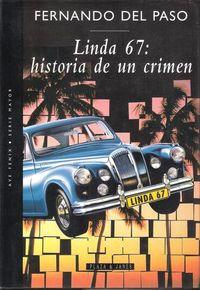 Libro LINDA 67: HISTORIA DE UN CRIMEN