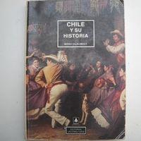 Libro CHILE Y SU HISTORIA