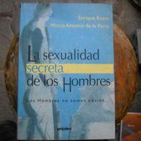 Libro LA SEXUALIDAD SECRETA DE LOS HOMBRES