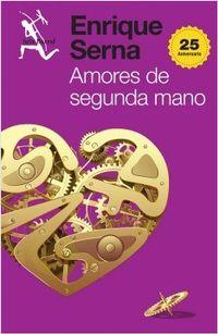 Libro AMORES DE SEGUNDA MANO