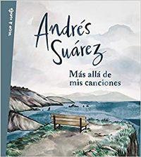 Libro MÁS ALLÁ DE MIS CANCIONES