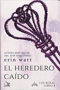 Libro EL HEREDERO CAÍDO
