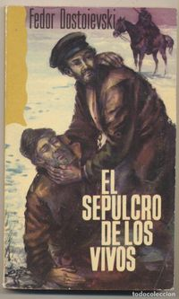 Libro EL SEPULCRO DE LOS VIVOS