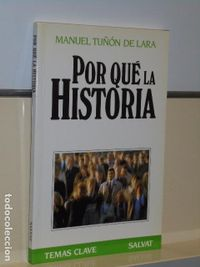 Libro POR QUÉ LA HISTORIA