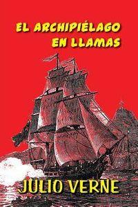 Libro EL ARCHIPIÉLAGO EN LLAMAS