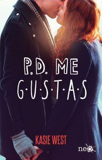 Libro P.D. ME GUSTAS