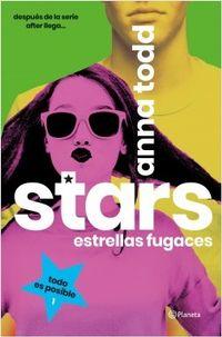 Libro ESTRELLAS FUGACES (STARS #1)