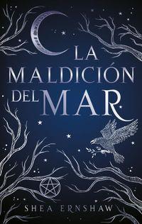Libro LA MALDICIÓN DEL MAR