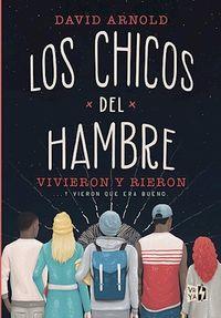 Libro LOS CHICOS DEL HAMBRE