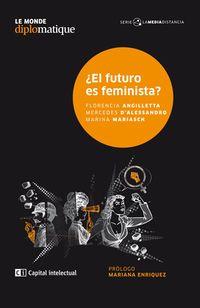 Libro ¿EL FUTURO ES FEMINISTA?